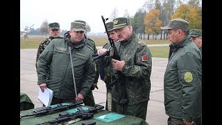 Армія Білорусі сьогодні. Кращі зразки білоруського озброєння. Великий репортаж