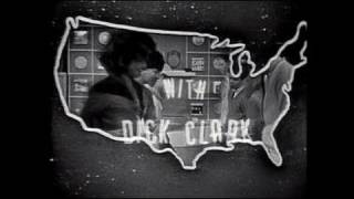 Dick Clark Interviews Tommy Boyce - American Bandstand 1966