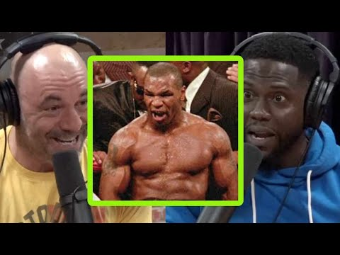 Kevin Hart: Mike Tyson Was A Pit Bull With No Leash!