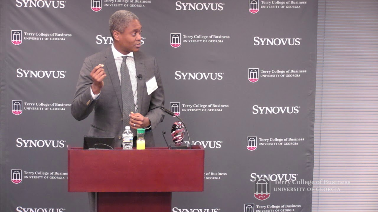 Raphael Bostic, President & CEO, Federal Reserve Bank of Atlanta