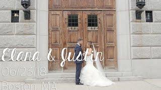 Liberty Hotel- Boston, MA Wedding