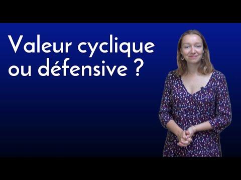 Le b.a.-ba de la bourse : valeur cyclique ou défensive ?