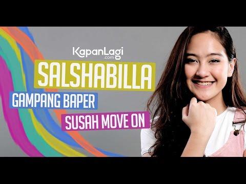 Susah Move On? Ini Tips Dari Salshabilla