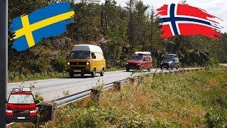 Mit dem VW Bus 4 Wochen durch Schweden & Norwegen - Trailer