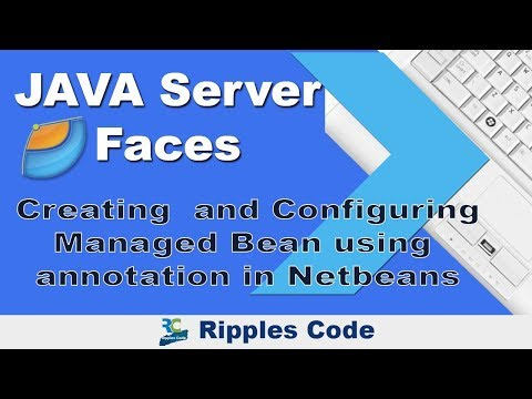 creating-and-configuring-managed-bean-using-annotation-in-netbeans---jsf-tutorial---part-4