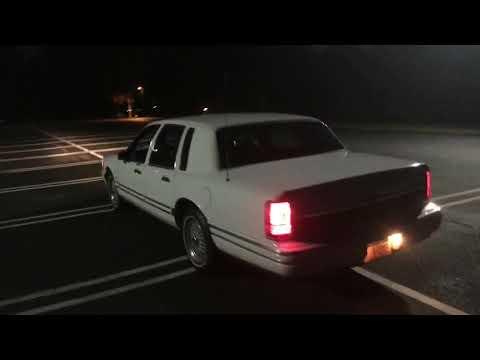 1992 Lincoln Town Car Executive Series