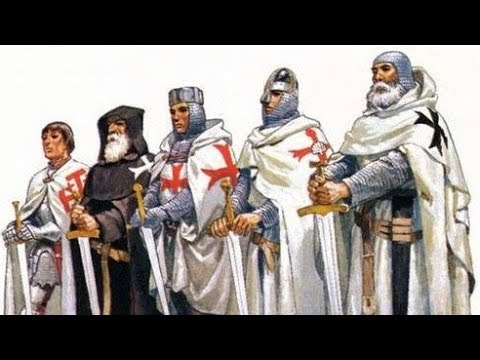 What were the Differences Between the Templars, Hospitallers, and Teutonic Knights?