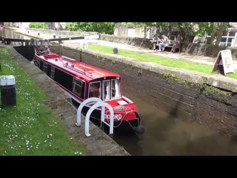 Hebden Bridge - a look at the Rochdale Canal