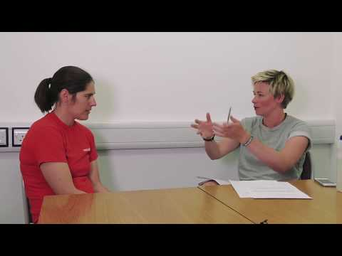 Sports Psychology - Research Interview