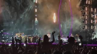Coldplay - Viva La Vida live@San Siro (Milano) - 3 Luglio 2017 [HD]