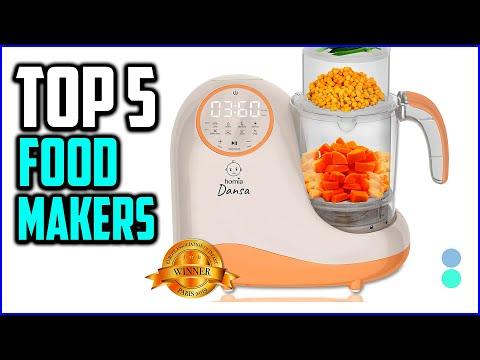 Top 5 Best Baby Food Makers in 2020