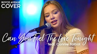 Can You Feel The Love Tonight (The Lion King) - Elton John (Boyce Avenue ft. Connie Talbot cover)