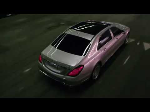 Mercedes-Maybach S600: Highlights Film - Mercedes-Benz Singapore