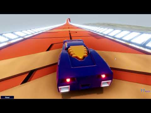 AcceleRacers The Game - Finishing The Cliffside Realm