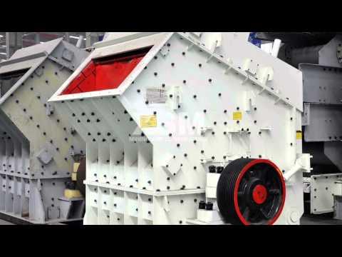 Rock Crusher Machines on Rent In Dubai
