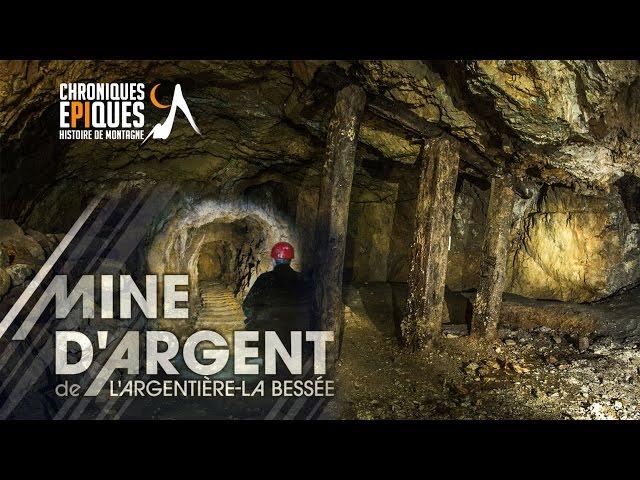 La mine d'argent du Fournel / L' Argentière la Bessée - Patrimoine industriel / HAUTES-ALPES