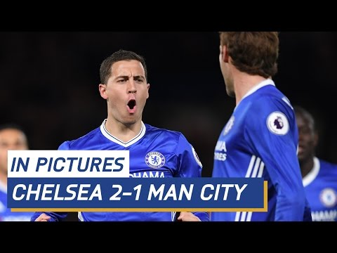 CHELSEA v MAN CITY: In pictures