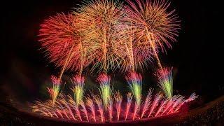 2018年8月5日 長野県上田市で開催された第31回信州上田大火大会のダイジ...