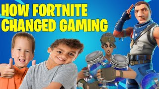 How Fortnite Changed Gaming - Inside Gaming Daily