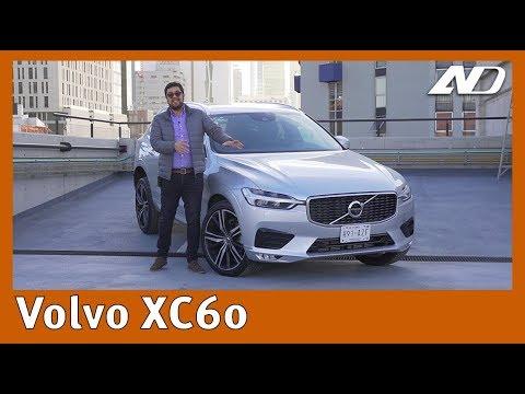 Volvo XC60 - Los suecos saben lo que hacen