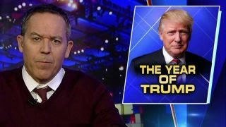 Gutfeld: Lessons learned from the year of Trump