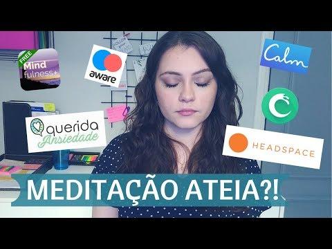 Meditação, psicologia, mindfulness e Apps!