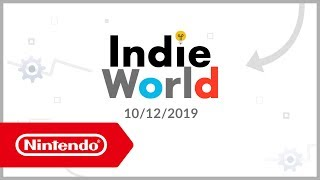 Indie World - 10/12/2019 (Nintendo Switch)