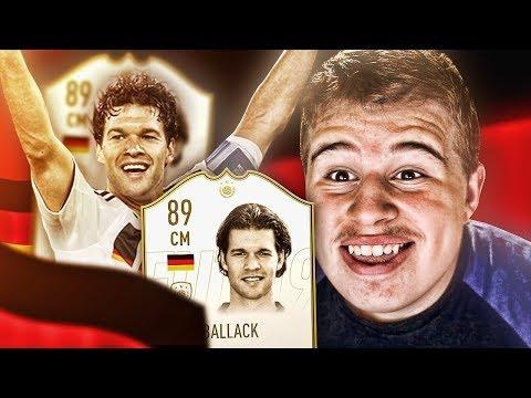 J'AI ACHETÉ BALLACK 89 ! - FIFA 19