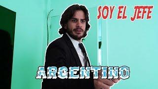 CUANDO TU JEFE ES ARGENTINO | Joaquin Castellano