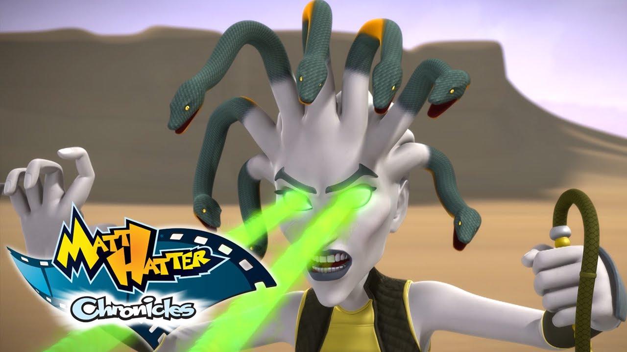 Download Matt Hatter Chronicles - Alliance of Evil | Episode 4 Season 3 | Videos For Kids