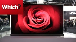 lg g6 oled tv which first look from ces 2016