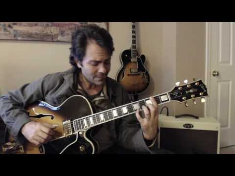 Silent Night- Jazz Guitar Chord Melody