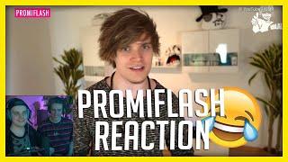 iBlali/VIK und Niek reagieren auf Promiflash und Itsin TV Videos