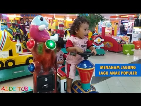 Menanam Jagung - Lagu Anak Populer - Fun Indoor Playground For Kids
