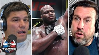 Who will Derrick Lewis fight next? | WEIGHING IN