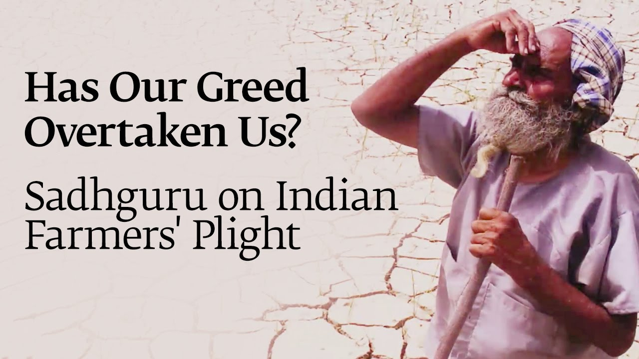 plight of indian farmers Roundtable highlights plight of farmers g ravikiran nellore, november 21, 2016 00:00 ist  thai cave rescue and the indian connection.