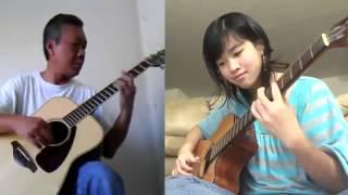 Giọt Mưa Thu - Song Tấu Guitar