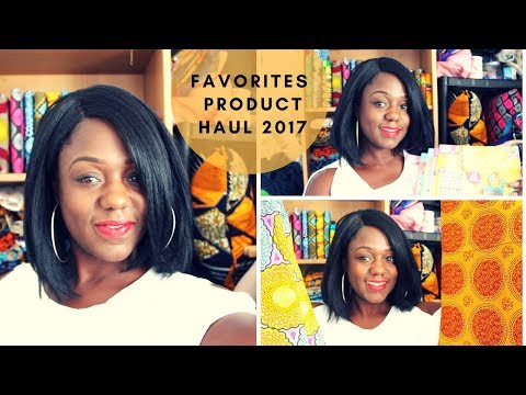 Business & Personal Favourites | Ankara Haul #2 August 2017
