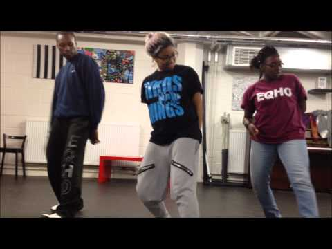 EQHO Asha's Choreography to 'Mamacita' by Collie Buddz