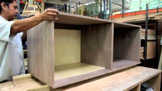 Albers Credenza By Mid-century Modern Home