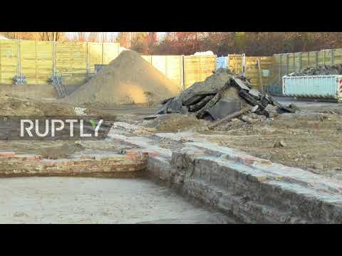 Germany: GDR-era escape tunnel unearthed in Berlin's Mauerpark