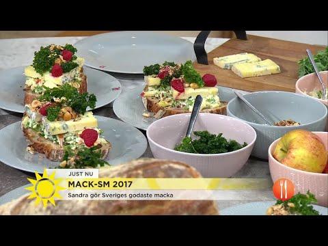 """Det här är Sveriges godaste macka - """"åh herregud!""""  - Nyhetsmorgon (TV4)"""