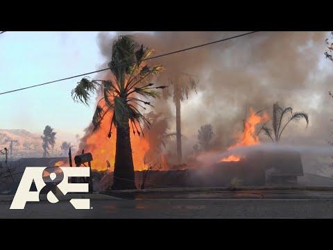 Live Rescue: San Bernardino Fire Aftermath (Season 1) | A&E