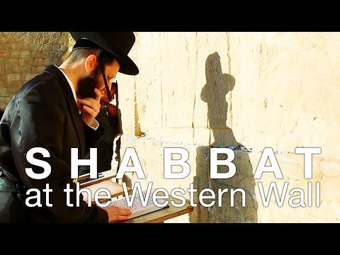 THREE Part 03: Saturday, Jewish Shabbat