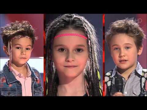 John Lennon - Imagine - cutest battle - the voice kids russia - Голос.Дети 3