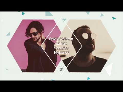 ''Sunset Ritual'' DAVI & Valeron B2B Live at Scorpios Mykonos