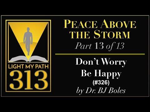 PATS #326: Don't Worry Be Happy (A) - BJ Boles