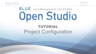 Video: BLUE Open Studio Tutorial #33: Project Configuration