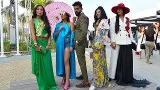 """أزياء الشارع.. موضة """"صاعقة"""" في فاشن فورورد دبي"""