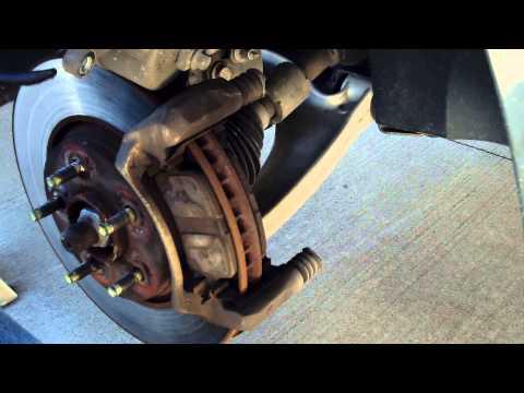 Pontiac G6 Front Brakes